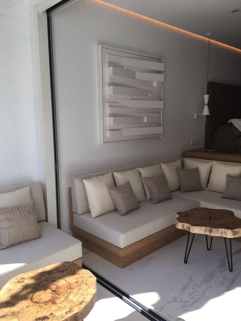 Mobiliario de las habitaciones pilotos para la nueva for Mobiliario de habitacion